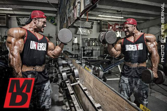 Antoine Vaillant, Jujimufu, Muscular Development