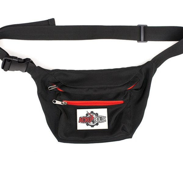 Jujimufu fanny pack with Acrobolix Patch (Patch sold separately)