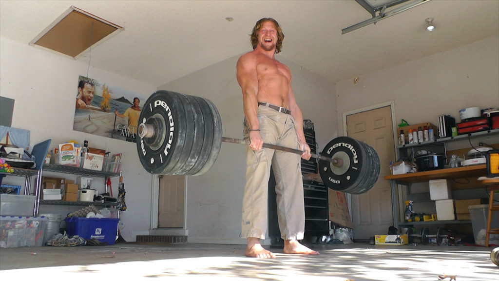 Jujimufu, Lucky pants deadlifting