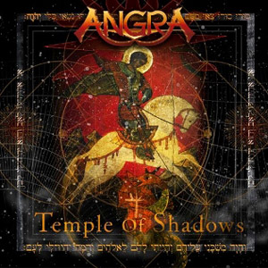 Angra - Temple of Shadows album cover