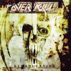 Overkill - Bloodletting album cover