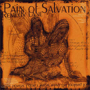 Pain of Salvation - Remedy Lane album cover