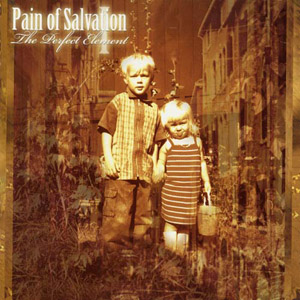 Pain of Salvation - The Perfect Element I album cover