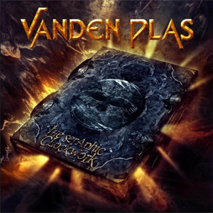 Vanden Plan - The Seraphic Clockwork album cover