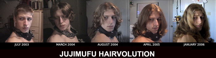 Jujimufu hair, Jujimufu hairvolution, Jujimufu hair evolution