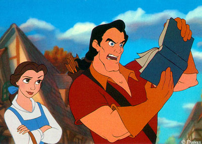 Gaston, Beauty and the Beast